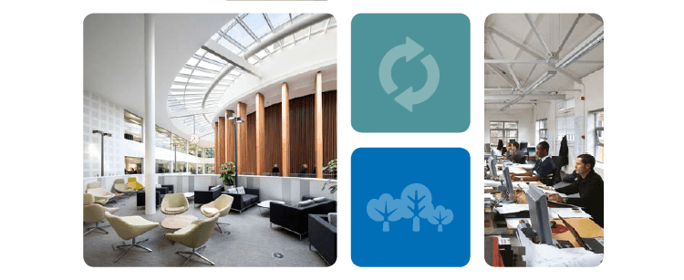 Wellbeing and Productivity in Offices