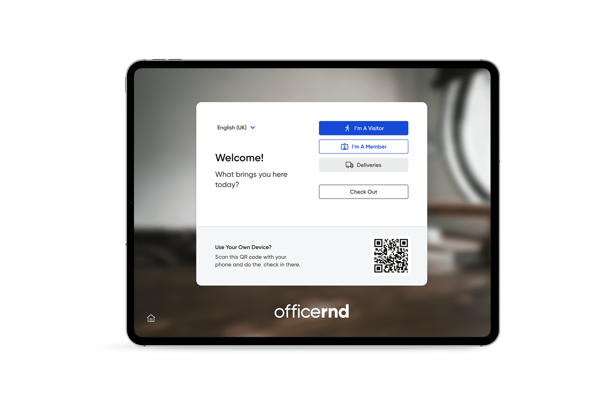 automate visitor management