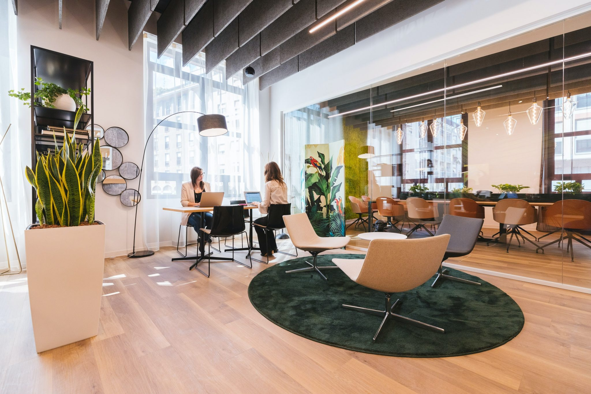 the future of office space