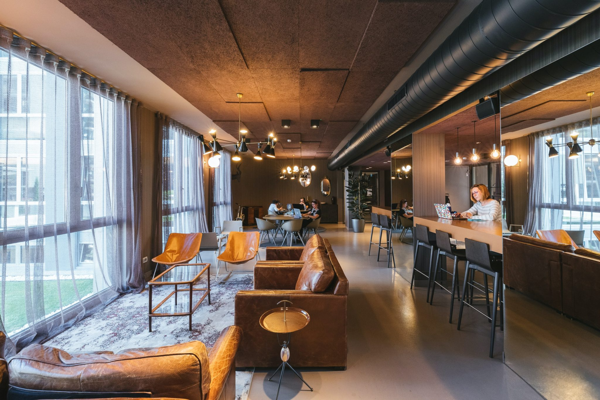 coworking spaces success