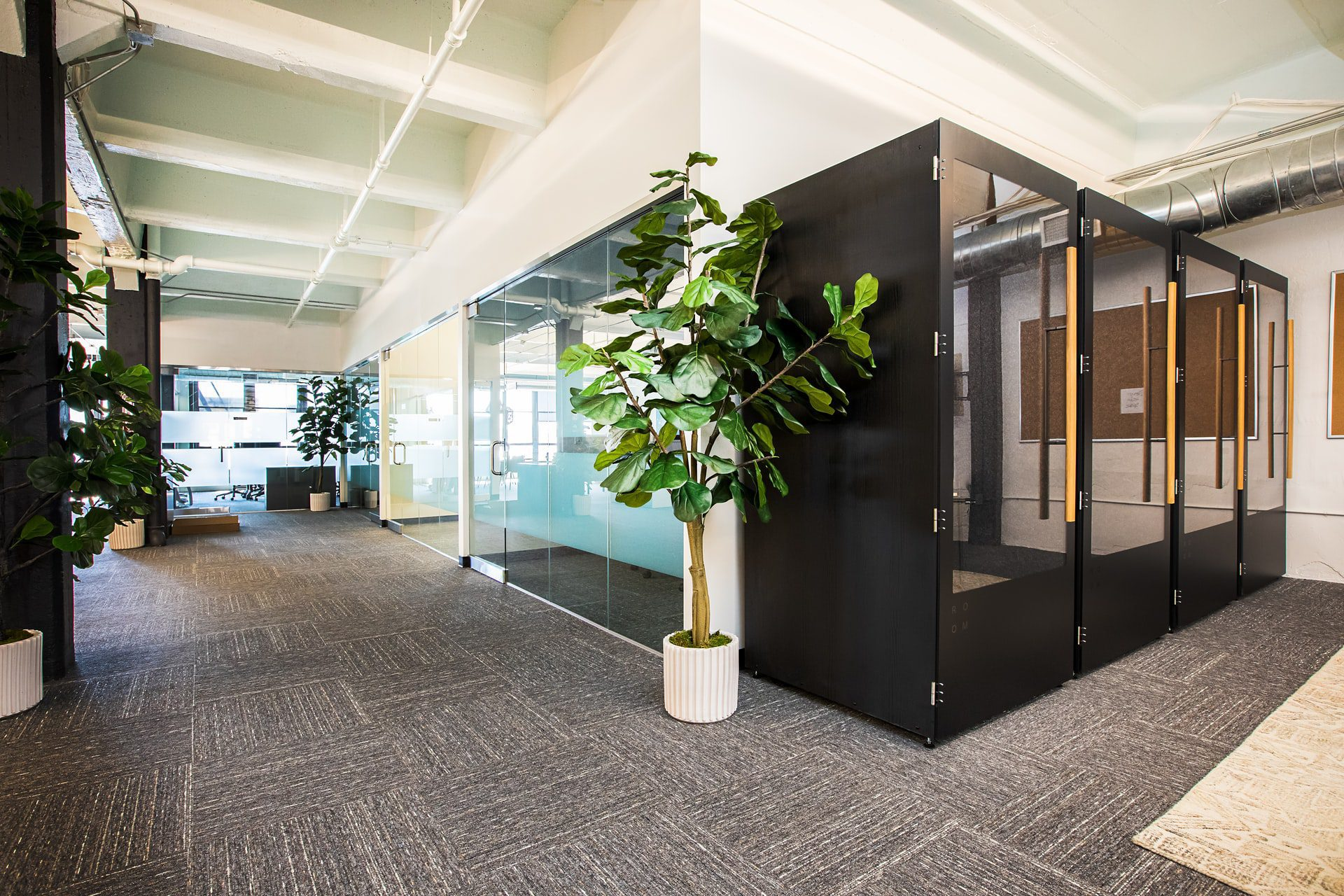post covid office trends